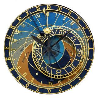 Astronomical Clock-Prague Orlog Large Clock