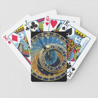 Astronomical Clock-Prague Orloj Bicycle Playing Cards