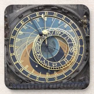 Astronomical Clock-Prague Orloj Coasters