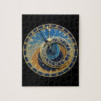 Astronomical Clock-Prague Orloj Jigsaw Puzzle