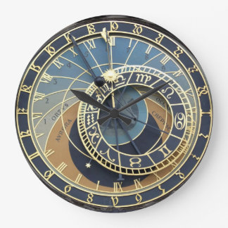 Astronomical Clock-Prague Orloj Large Clock