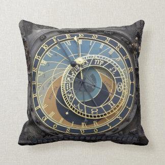 Astronomical Clock-Prague Orloj Pillows
