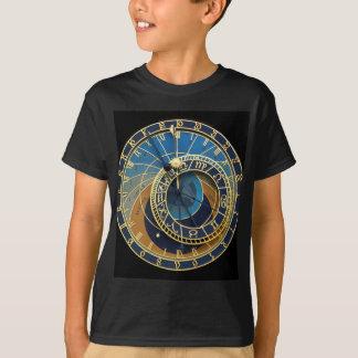 Astronomical Clock-Prague Orloj T-Shirt