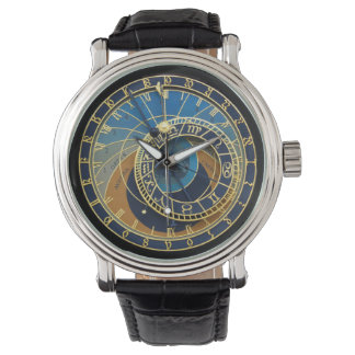 Astronomical Clock-Prague Orloj Watch