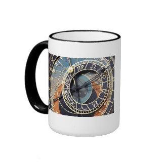 Astronomical Clock Ringer Mug