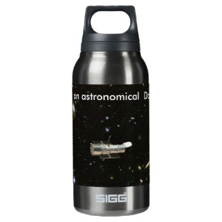 Astronomical Dad Insulated Water Bottle