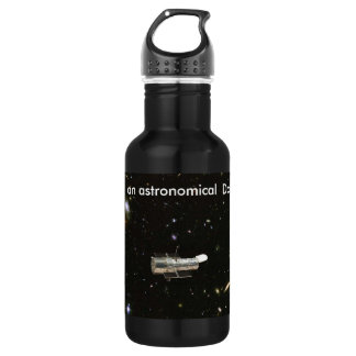 Astronomical Dad Water Bottle