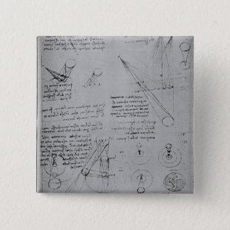 Astronomical diagrams, from the Codex Pinback Button