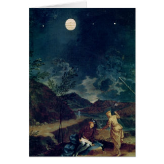 Astronomical Observations Greeting Card