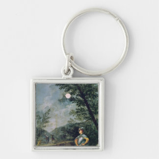 Astronomical Observations Keychain