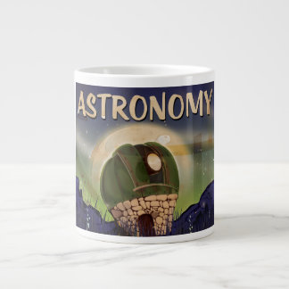 Astronomical Observatory Giant Coffee Mug