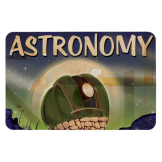 Astronomical Observatory Magnet
