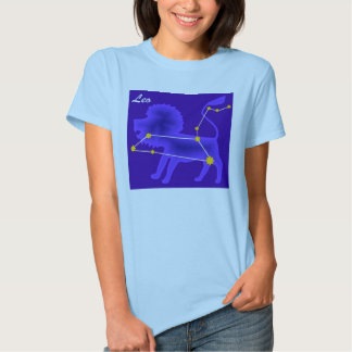 Astronomical Sign Leo Shirt