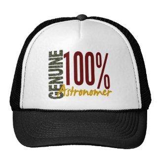 Astrónomo auténtico gorras