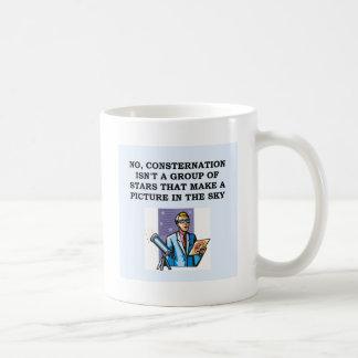 astrónomo de la astronomía taza de café