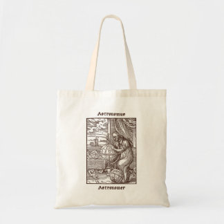 Astrónomo - del libro de comercios bolsa