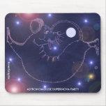 Astronomouse Supernova Party Mouse Pad