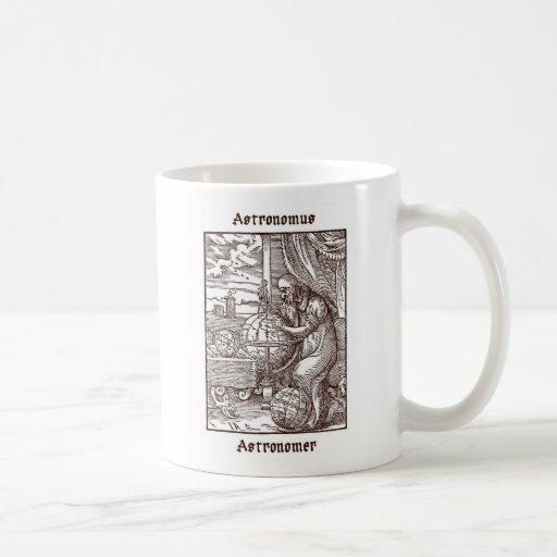 Astronomus - Astonomer Tazas