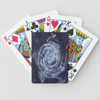 Astronomy and Space Exploration Fractal Cards Poker Deck
