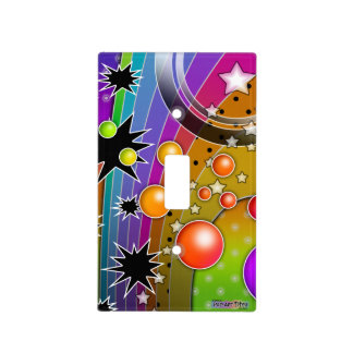 Astronomy Astrology Light Switch Cover