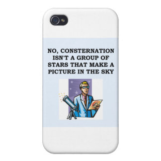 astronomy astronomer iPhone 4 cases