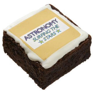 Astronomy Brownies