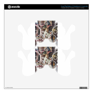 Astronomy by Gentile da Fabriano PS3 Controller Skins