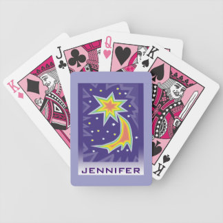 Astronomy Cartoon Playing Cards