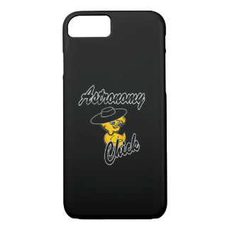 Astronomy Chick #4 iPhone 8/7 Case