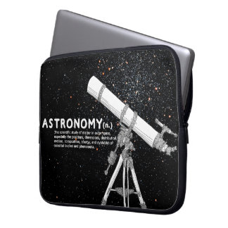 Astronomy definition/Telescope drawing sleeve