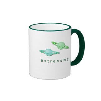 Astronomy Design Coffee Mug