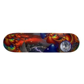 Astronomy Domine Skateboard Deck