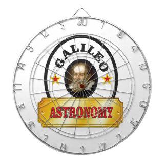 astronomy galileo dart board