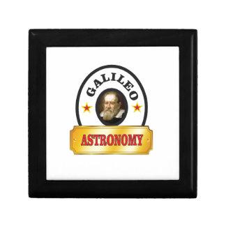 astronomy galileo gift box