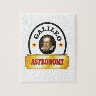 astronomy galileo jigsaw puzzle