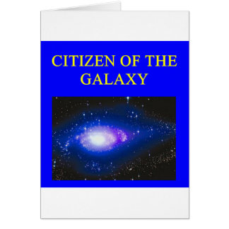 astronomy gifts card