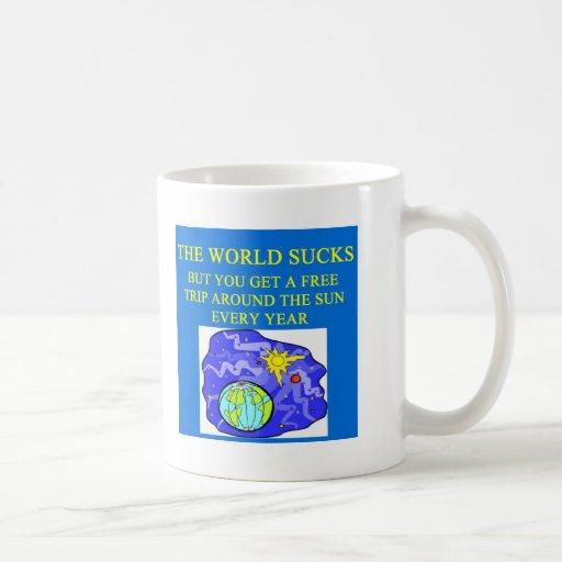 astronomy gifts classic white coffee mug
