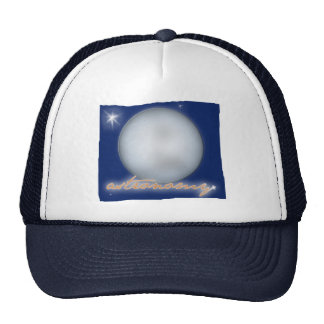 Astronomy. Hat