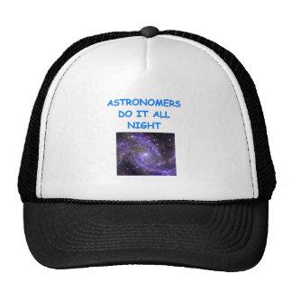 ASTRONOMY MESH HATS