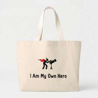 Astronomy Hero Jumbo Tote Bag