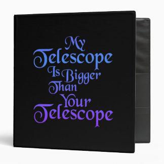 Astronomy Humor Binder