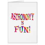 Astronomy is Fun Cards