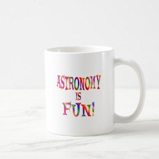 Astronomy is Fun Mugs