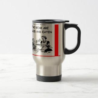 astronomy joke 15 oz stainless steel travel mug
