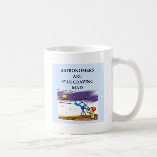 astronomy joke mugs