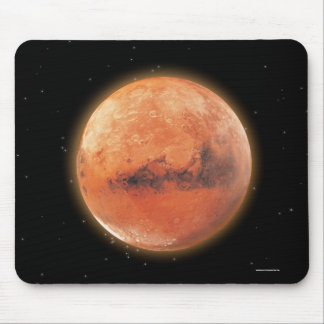 Astronomy Mars Planetary Image Mouse Pad