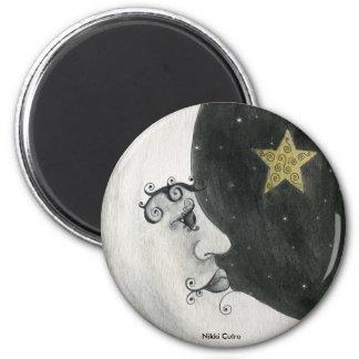 Astronomy - Moon Magnet