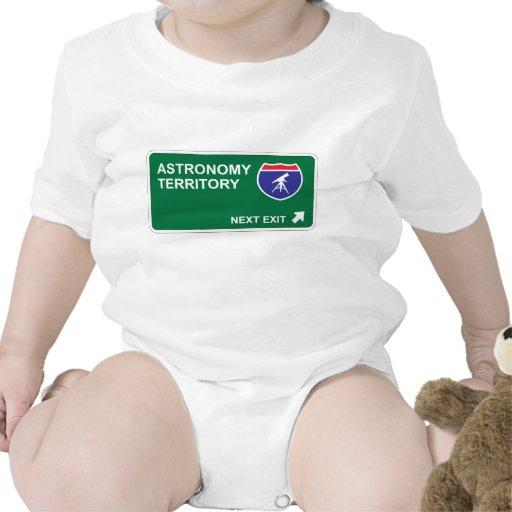 Astronomy Next Exit Tee Shirt