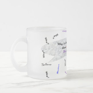 Astronomy Physics Coffee Mug Marble