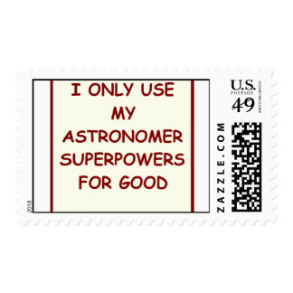 astronomy postage stamp